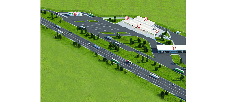Автобан Туркменбаши-граница Казахстана: дорога интеграции
